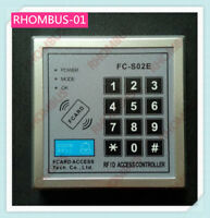 Home RFID Door Proximity Lock Entry Standalone Access Control System Security