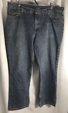 Carhartt  Relaxed Fit Jeans Mens Sz 44X31 Actual Measurements Distressed Faded
