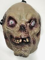 Tales From The Crypt - Crypt Keeper Latex Half Mask - No Hair