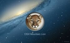 Apple OSX Mountain Lion 10.8 Reinstall/Upgrade/Repair