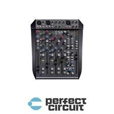 Solid State Logic SiX Hi-Fi Desktop Mixer Pro Audio - New - Perfect Circuit