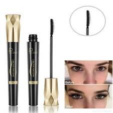 Pudaier 4D Silk Fiber Eyelash Mascara Waterproof Eyelashes Thick  Lash