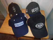 UConn Huskies Lot of 4 Hats Caps NWT Free Shipping!