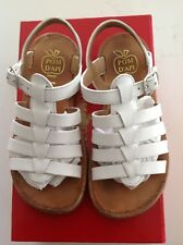 POM D'API Girls Gladiator Sandals EU30