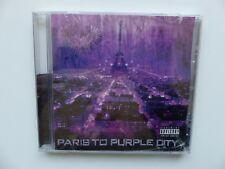 CD Paris to purple city     rap hardcore       bbgcd9014