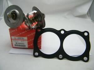 ONE Mitsubishi Fuso ME996003 Thermostat Kit 6D22 6D24 Generac 0A53990279