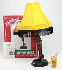 A CHRISTMAS STORY ~ 20-INCH LEG LAMP PROP REPLICA~NECA Fragile Movie Warner Bros