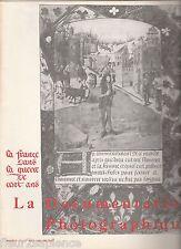 La documentation photographique La France dans la guerre de cent ans, N°5 - 305