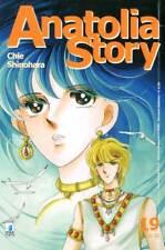 manga STAR COMICS ANATOLIA STORY numero 19