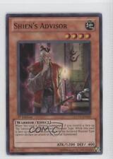 2011 Yu-Gi-Oh! Extreme Victory #EXVC-EN029 Shien's Advisor YuGiOh Card 0a1