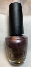 Opi Nail Lacquer, Black Label, Rare, Unopened, H-Andover The Amethyst