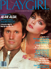 PLAYGIRL May 1980 ALAN ALDA Robert Hays ANDY ABRAMS Men of 80s ANTHONY VACCA cf