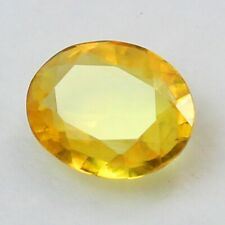 2.60 Ct Certified Natural CEYLON Yellow Sapphires UNHEATED Loose Gemstones