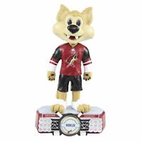 Howler the Coyote Arizona Coyotes Stadium Lights Special Edition Bobblehead NHL