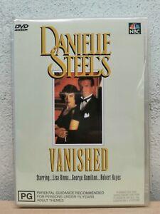DANIELLE STEEL'S VANISHED DVD (2006) George Hamilton - AUSTRALIAN RELEASE