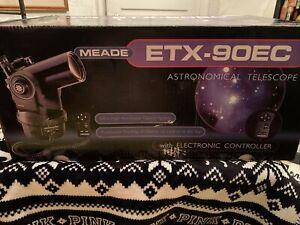 Meade ETX-90EC Catadioptric Telescope