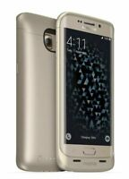 Mophie Juice Pack Charging Case for Samsung Galaxy S6 EDGE - GOLD NEW