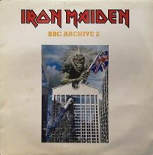 IRON MAIDEN - Picture Disc LP 2002 - BBC Archive 2 - 86929-PD4 pro