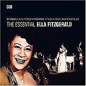 The Essential, Fitzgerald, Ella, Audio CD, Acceptable, FREE & Fast Delivery