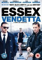 Essex Vendetta Danniella Westbrook Michael Mckell HF GB 2016 DVD Nuevo