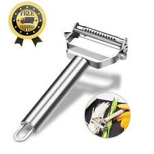Vegetable fruit Peeler Multi-Function Food Grade Stainless Steel Kitchen Tools
