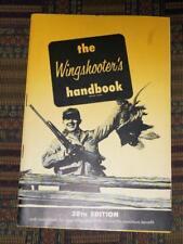 1968 The Wingshooter's Handbook Poly-Choke gun enhancement products