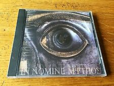 IN NOMINE Mythos - CD