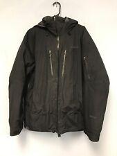 Patagonia Primo Down Jacket Rare Vintage Black Goretex Men's Size L