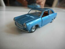 Politoys Export Autobianchi Primula Coupe in Blue on 1:43