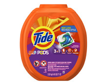 Tide PODS Spring Meadows Laundry Detergent, 5.1lbs - 81 Count