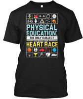 One-of-a-kind Pe Teacher - Physical Education The Only Hanes Tagless Tee T-Shirt