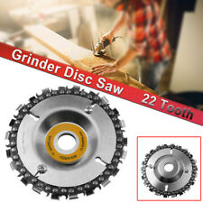 Grinder Disc 22 Tooth Fine Chain Saw 4