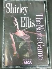 SHIRLEY ELLIS The Name Game / Audio Cassette / New In Package