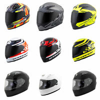 2019 Scorpion EXO-R2000 Full Face Motorcycle Street Helmet - Pick Size & Color