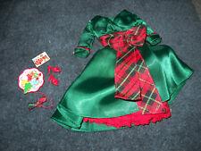Barbie Holiday Hostess Yuletide Yummies Christmas outfit No Doll 2012 silkstone