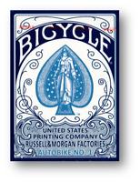 Bicycle Autobike No. 1 (Blue) Carte da Gioco Poker Cardistry