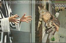 RARE / CARTE TELEPHONIQUE - CHAT : CAT / PHONECARD CALLCARD