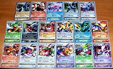 POKEMON Lot de 17 Cartes Niveau X ( lv.X ) NEUVES Niv X
