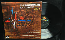 Various Artists-Carrefour Du Jazz Vol 1-MGM 125-FRANCE