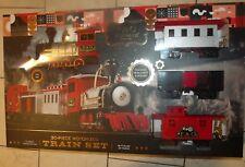 Fao Schwarz Classic Motorized Train Set, 30-Piece Complete Toy Set 2018