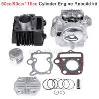 39mm Cylinder Piston Engine Rebuild For Honda XR50 CRF50 Z50R Z50 ATV Dirt