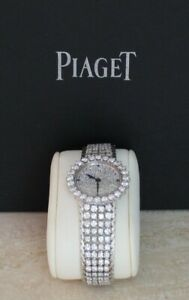 Piaget watch Diamonds everywhere