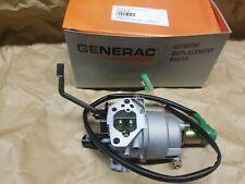 New OEM Generac Carburetor G19 W/ Choke Lever 420cc P/N 0J2474