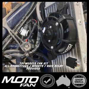 KTM 300 / 250 / 150 EXC XC XCW TPI Thermo Dumb Fan Kit Enduro Six Days 18 - 21