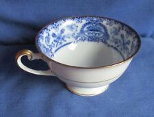 Hutschenreuther Teetasse, Tasse, Madeleine blaue Blume 24010 weitere Porzellan