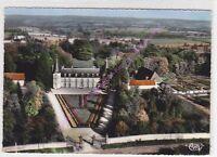CPSM 03210 MEILLERS Chateau de Pravier vue aerienne Edt COMBIER