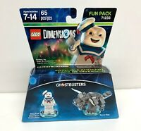 LEGO Dimensions Xbox PS3 PS4 Fun Pack 71233 Stay Puft Terror Dog Ghostbusters