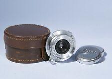 Leica Leitz Hektor 2,8cm 28mm f/6.3 Wide Angle Lens * c1937 * Screw L39 LTM 39mm