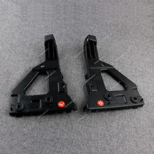 Pair Links+ Rechts Vorne Stoßstange Halter Für AUDI A6 C6 A6 Quattro 2005-2011