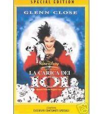 DISNEY La carica dei 101 S.E.- live con Glenn Close olo tondo